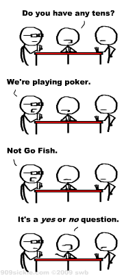 idea poker rule strip